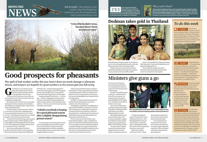 Shooting Times redesign 2