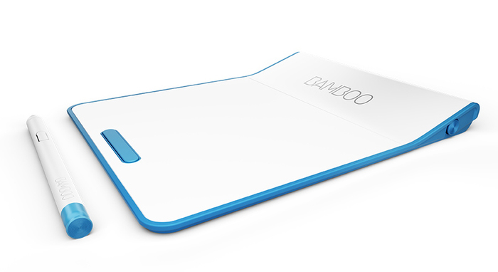 Wacom Bamboo tablet 4