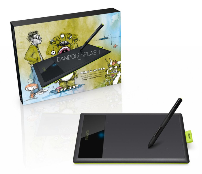 Wacom Bamboo tablet 10