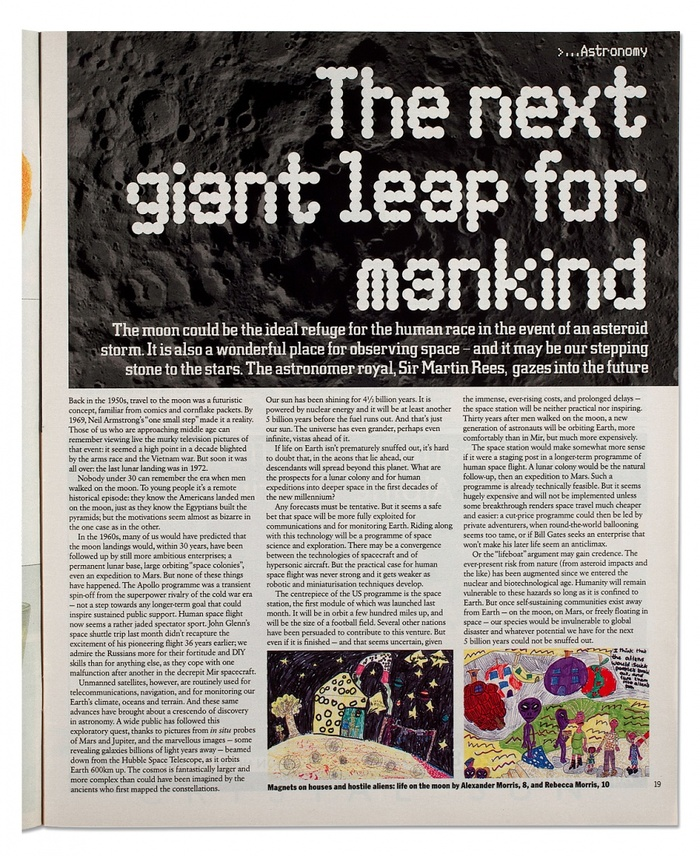 The Sunday Times Magazine, 6 Dec 1998 2
