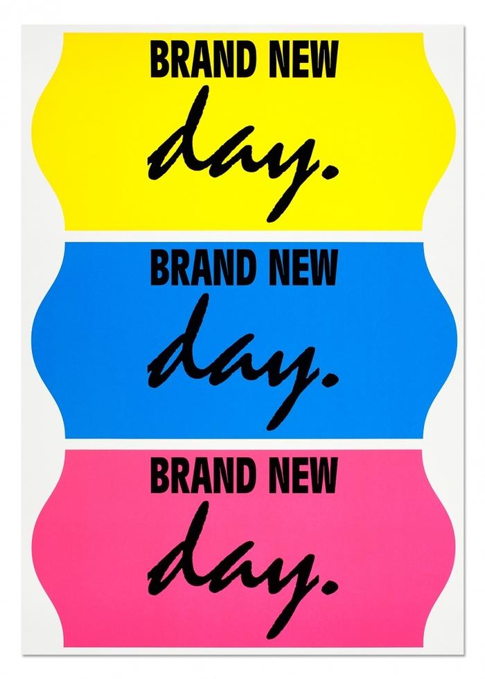 Brand New Day print 1