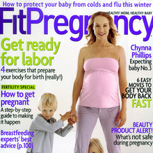 <cite>Fit Pregnancy</cite> magazine