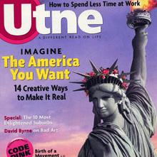 <cite>Utne</cite> magazine