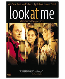 <cite>Look At Me</cite> DVD cover