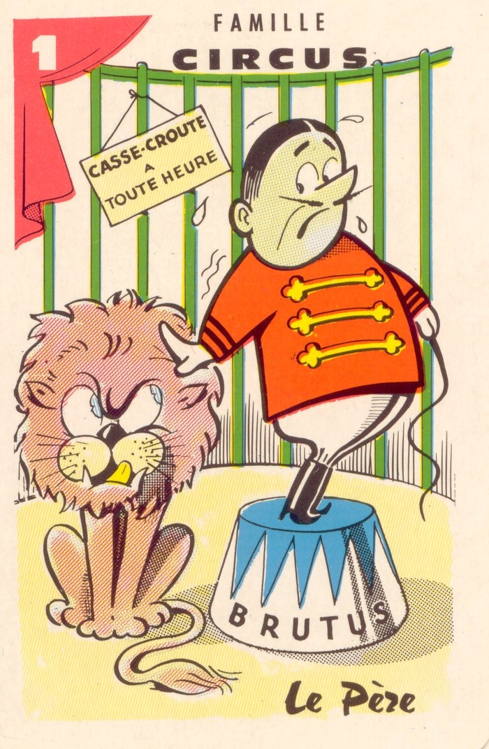 Famille Circus — Le Père