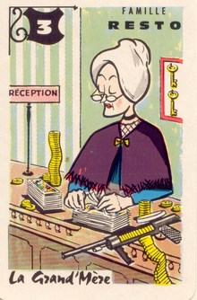 <cite>7 familles</cite> card game