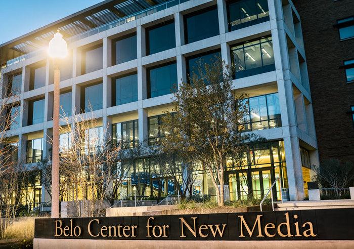 Belo Center for New Media 2