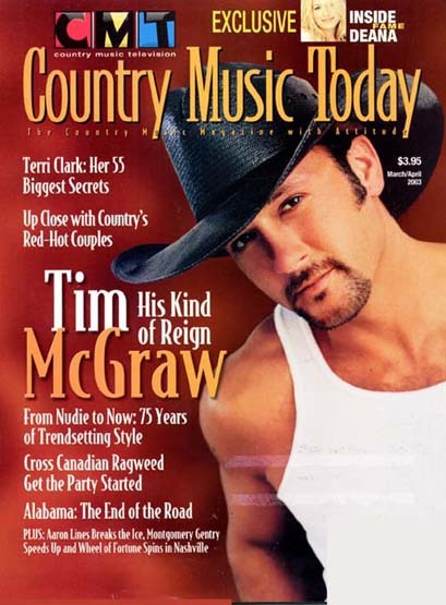 Country Music Today, 2003