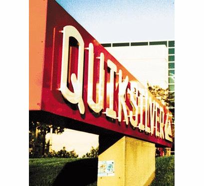 Quicksilver logo