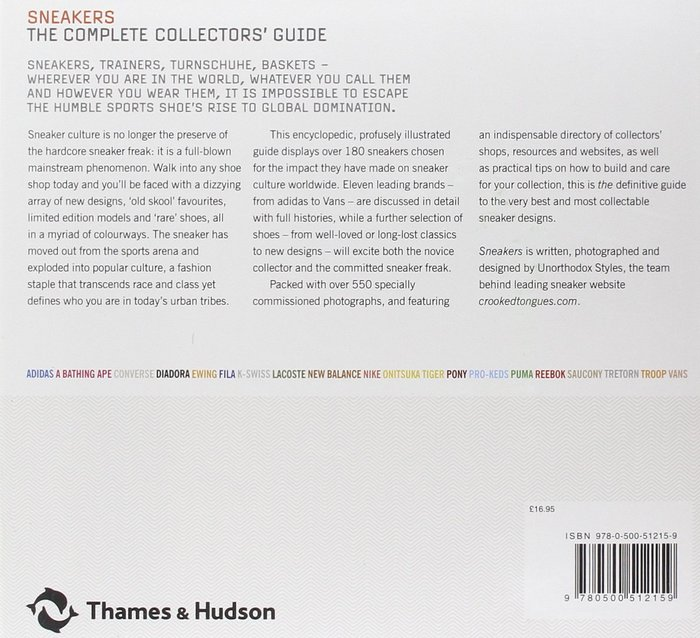 Sneakers: The Complete Collectors' Guide 2