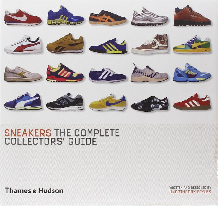 Sneakers: The Complete Collectors' Guide 1