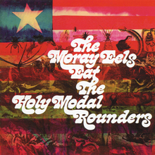 The Holy Modal Rounders – <cite>The Moray Eels Eat The Holy Modal Rounders</cite> album art