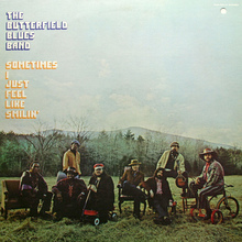 The Butterfield Blues Band – <cite>Sometimes I Just Feel Like Smilin'</cite> album art