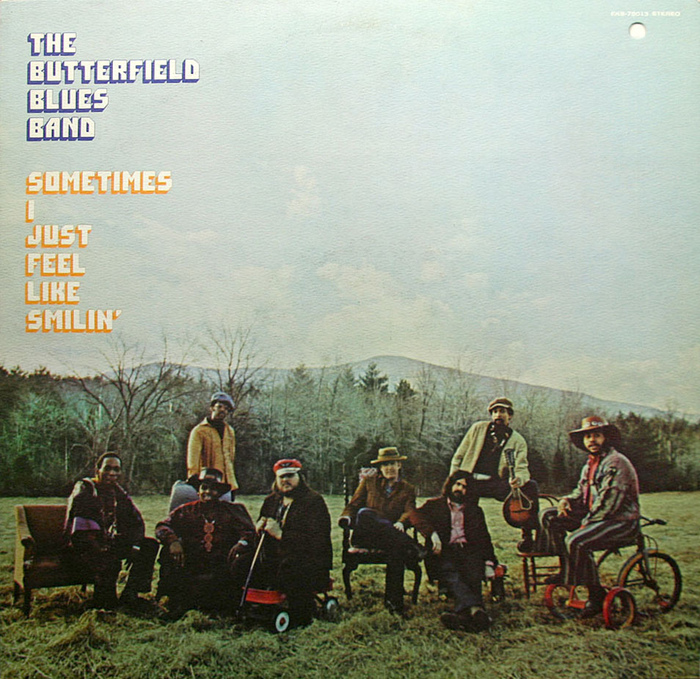 Sometimes I Just Feel Like Smilin' – The Butterfield Blues Band 1