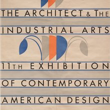 <cite>The Architect &amp; The Industrial Arts</cite>