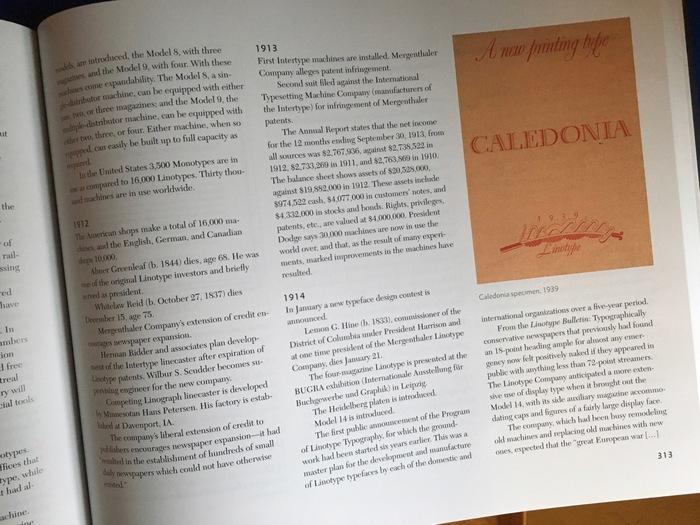 History of the Linotype Company 9