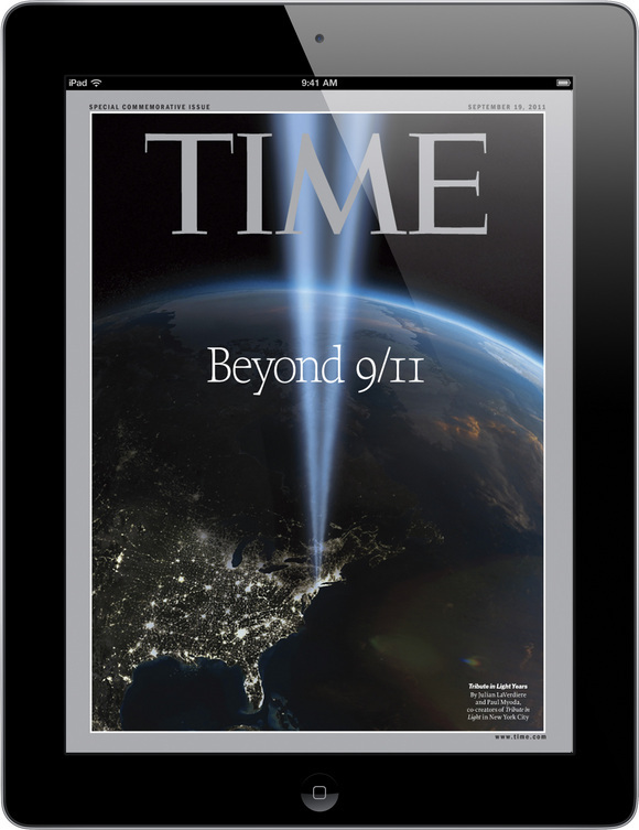 TIME, 9/11 10th Anniversary Special Issue 2