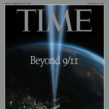 <cite>TIME</cite>, 9/11 10th Anniversary Special Issue