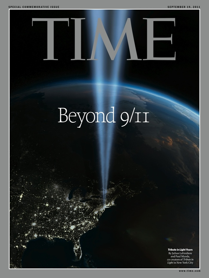 TIME, 9/11 10th Anniversary Special Issue 1