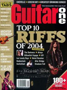 <cite>Guitar One</cite> magazine