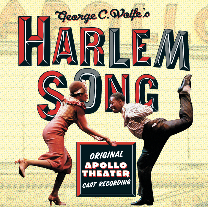 Harlem Song marketing and album 2