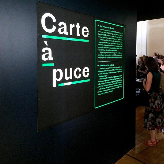 Carte à puce exhibition 2