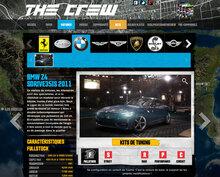 <cite>The Crew</cite> video game