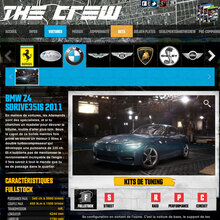 <cite>The Crew</cite> video game