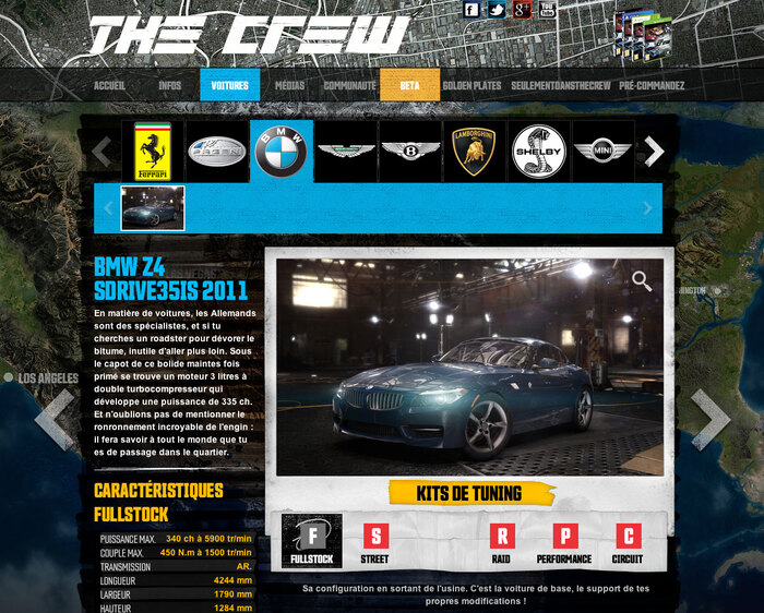 The Crew video game 1