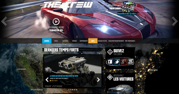 The Crew video game 2