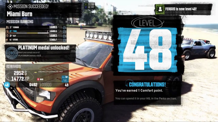 The Crew video game 3
