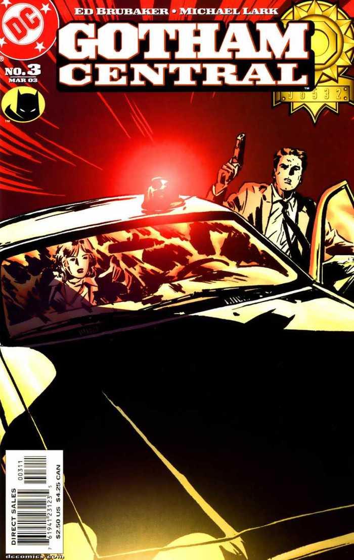 Gotham Central logo 3
