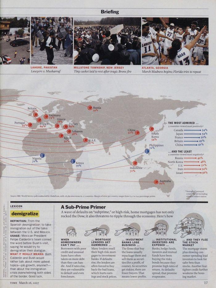 TIME magazine, Mar 26, 2007 3
