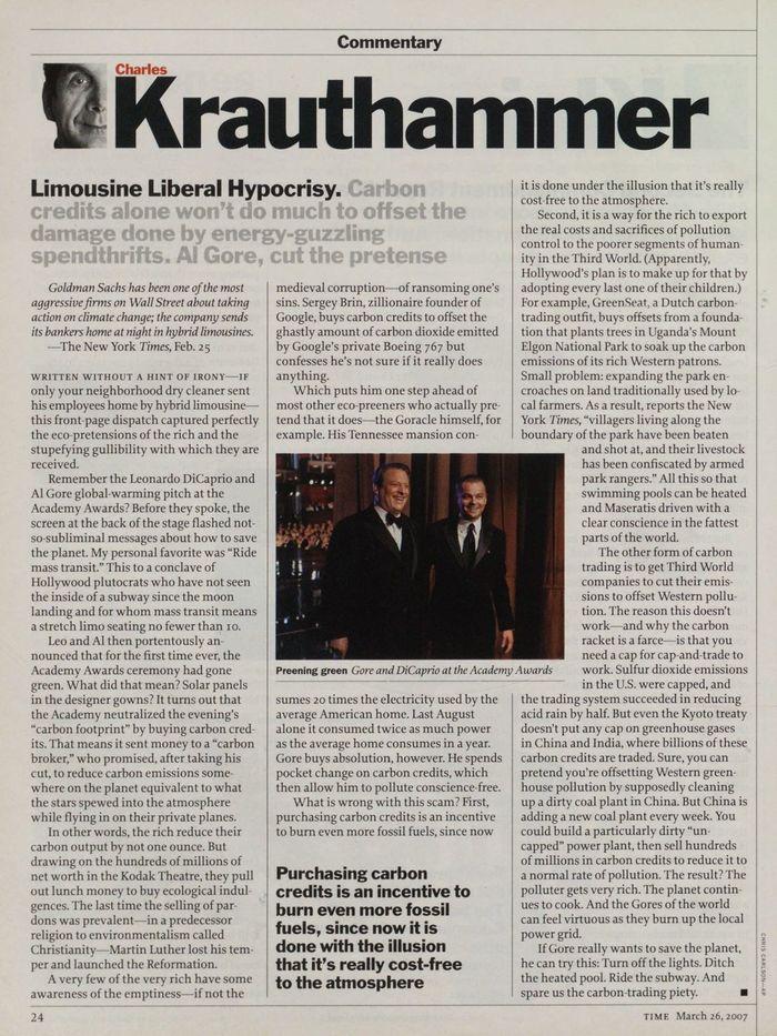 TIME magazine, Mar 26, 2007 7