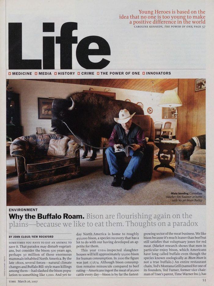 TIME magazine, Mar 26, 2007 9