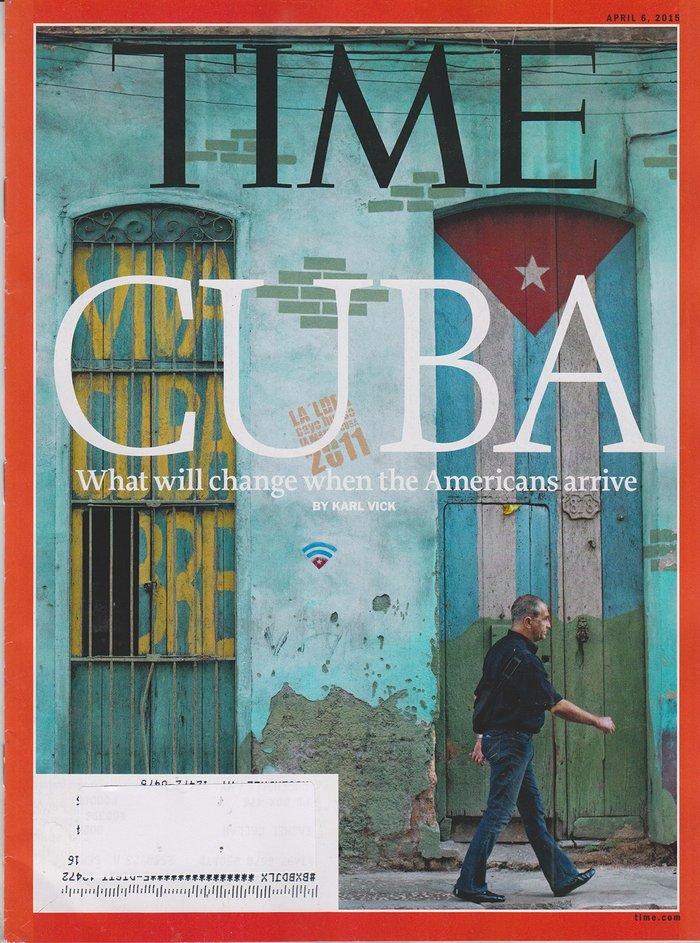 TIME, Apr 6, 2015