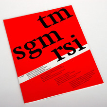 <cite>Typografische Monatsblätter</cite>, Nr. 4, 1987