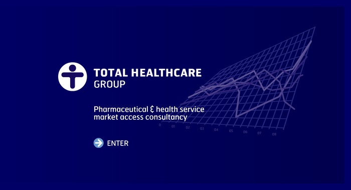Total Healthcare Group website 1