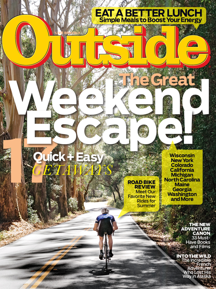Outside magazine, 2011–15 8