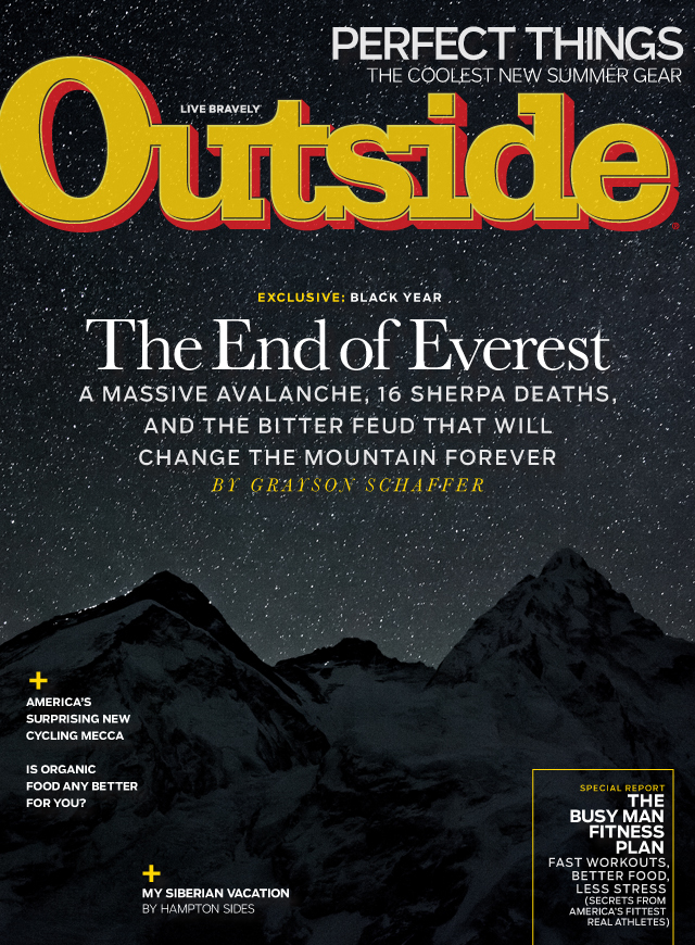 Outside magazine, 2011–15 6