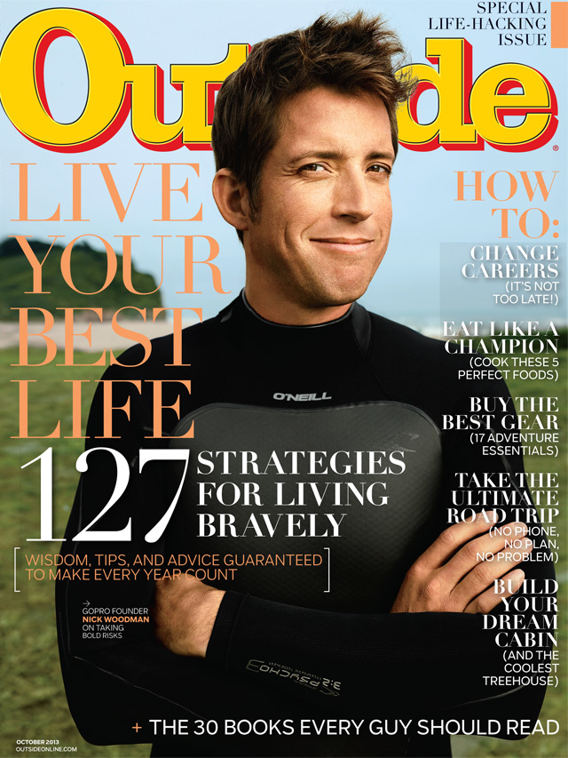 Outside magazine, 2011–15 4