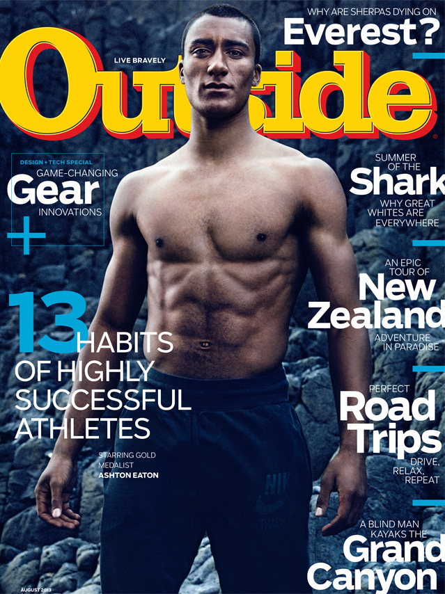 Outside magazine, 2011–15 5