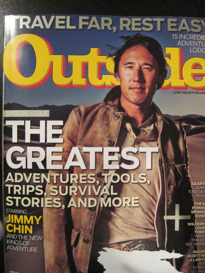Outside magazine, 2011–15 1