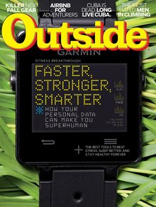 <cite>Outside</cite>, Oct 2015