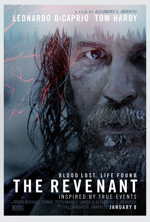 The Revenant promotional material 2