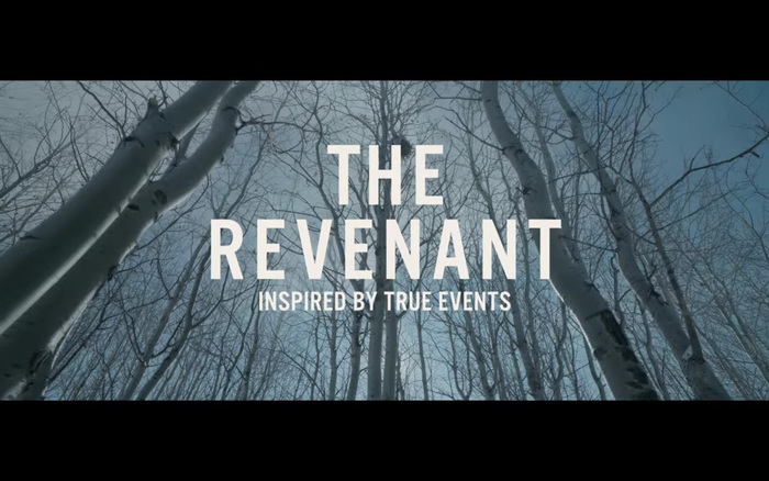 The Revenant promotional material 7