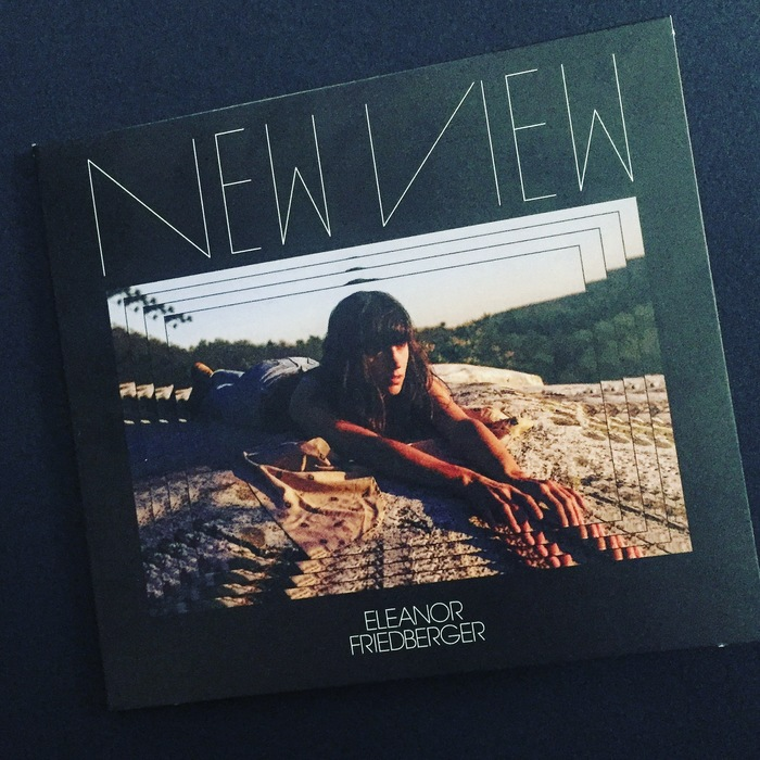 The cover of the album features Mike Reddy's title treatment and use of ITC Avant Garde Gothic.