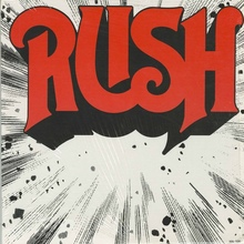 Rush – <cite>Rush</cite> album art