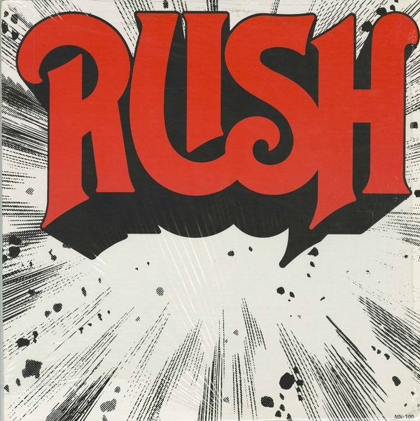 Rush (self-titled LP) 1
