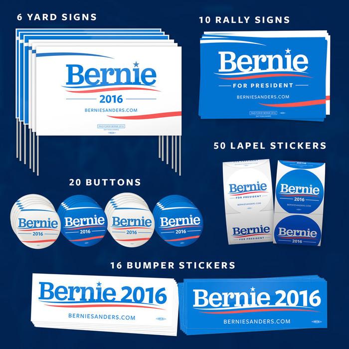Bernie Sanders for President 2016 18